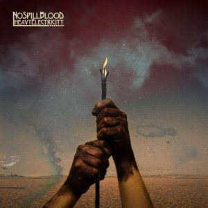 No Spill Blood - Heavy Electricity cover art