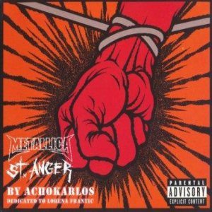 Achokarlos - St. Anger Remake cover art