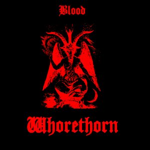Whorethorn - Blood cover art