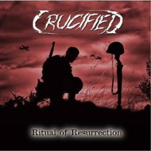 Crucified - Ritual of Resurrection cover art