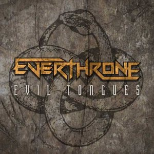 Everthrone - Evil Tongues cover art