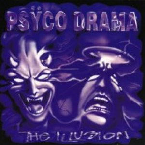 Psyco Drama - The Illusion cover art