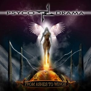 Psyco Drama - From Ashes to Wings cover art