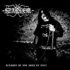 Szarlem - Blessed Be the Arts of Evil cover art