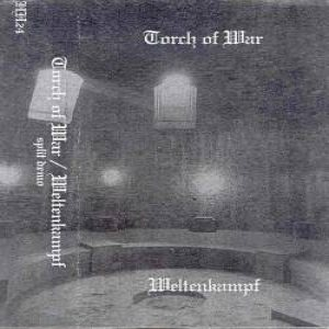 Torch of War / Weltenkampf - Bleak Winter of War / Untersberg cover art