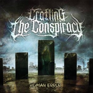 Crafting The Conspiracy - Human Error cover art