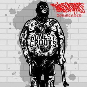 Honest Crooks - Tormented cover art