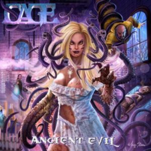 Cage - Ancient Evil cover art