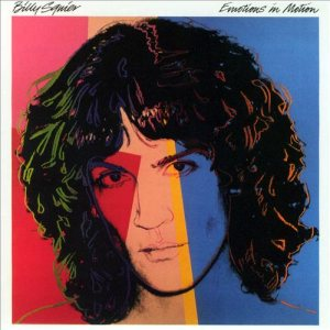 Billy Squier - Emotions in Motion cover art