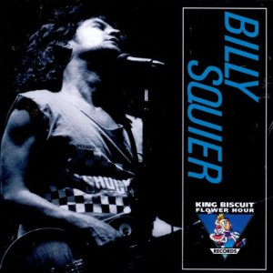 Billy Squier - King Biscuit Flower Hour cover art