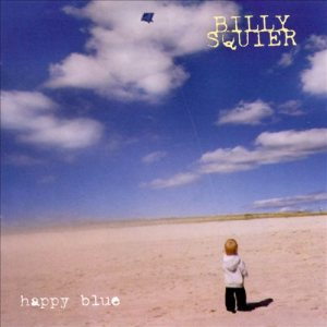 Billy Squier - Happy Blue cover art