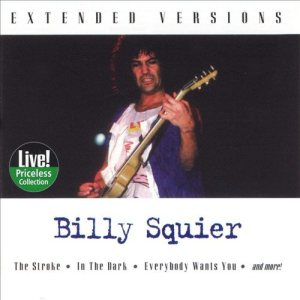 Billy Squier - Extended Versions cover art