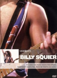 Billy Squier - Video Hits cover art