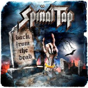 Spinal Tap - Back from the Dead cover art