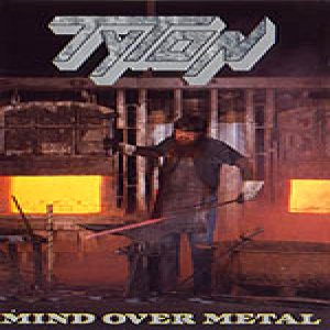 Tyton - Mind Over Metal cover art