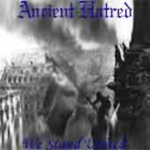 Ancient Hatred - We Stand United cover art