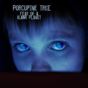 Porcupine Tree - Fear of a Blank Planet cover art