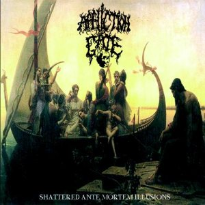 Affliction Gate - Shattered Ante Mortem Illusions cover art