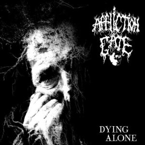 Affliction Gate - Dying Alone cover art