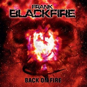 Frank Blackfire - Back on Fire cover art