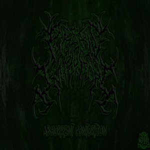 Pyrexic Implosion - Abhorrent Contortion cover art