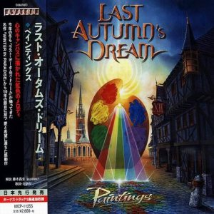 Last Autumn's Dream - Paintings cover art