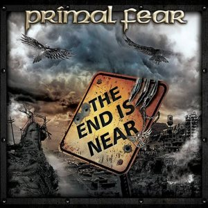 Primal Fear - The End Is Near cover art