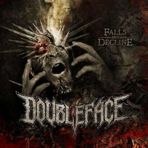 Doubleface - Falls and Decline cover art