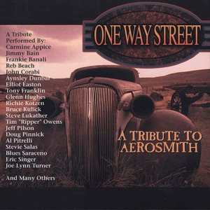 Various Artists - One Way Street: a Tribute to Aerosmith cover art