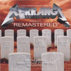Various Artists - Remastered: Metallica's Master of Puppets Revisited cover art