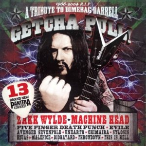 Various Artists - Getcha Pull! a Tribute to Dimebag Darrell cover art