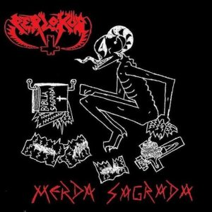 Perlokus - Merda Sagrada cover art
