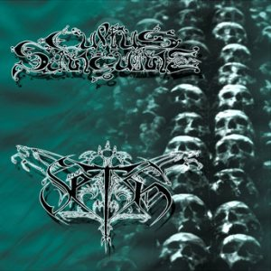 Cultus Sanguine / Seth - War Vol. III cover art