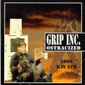 Grip Inc. - Ostracized cover art