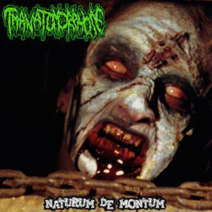 Thanatomorphose - Naturum de Montum cover art
