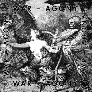 Grim Vision - War Agony cover art