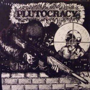 Plutocracy - Sniping Pigz cover art