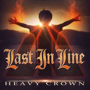 Last In Line - Heavy Crown cover art