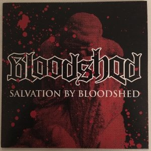 Bloodshed - Salvation by Bloodshed cover art