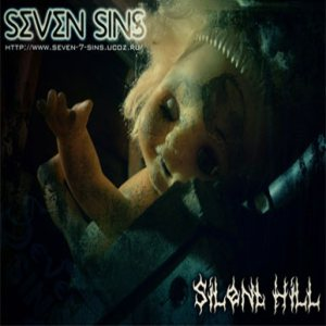 Seven Sins - Silent Hill cover art