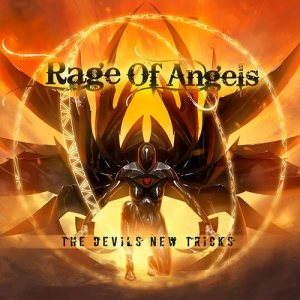 Rage of Angels - The Devils New Tricks cover art