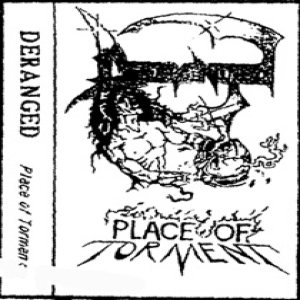 Deranged - Place of Torment cover art