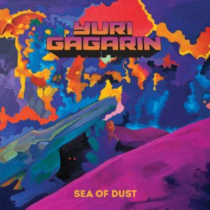 Yuri Gagarin - Sea of Dust cover art