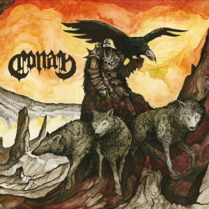 Conan - Revengeance cover art