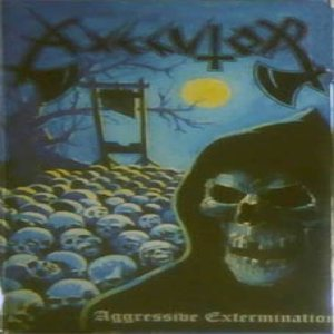 Axecutor - Aggressive Extermination cover art
