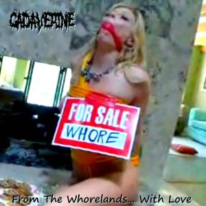 Cadaverine - From the Whorelands​.​.​. with Love cover art
