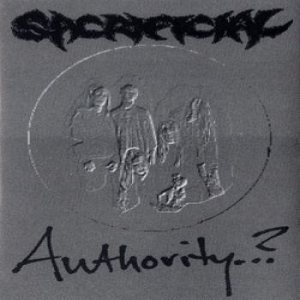 Sacrificial - Authority..? cover art