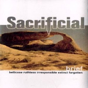 Sacrificial - Brief cover art