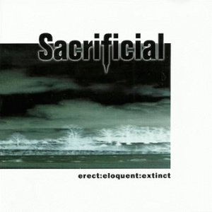 Sacrificial - Erect:Eloquent:Extinct cover art