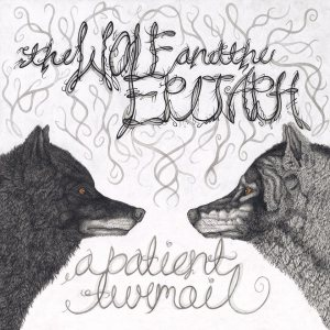 The Wolf and The Epitaph - A Patient Turmoil cover art